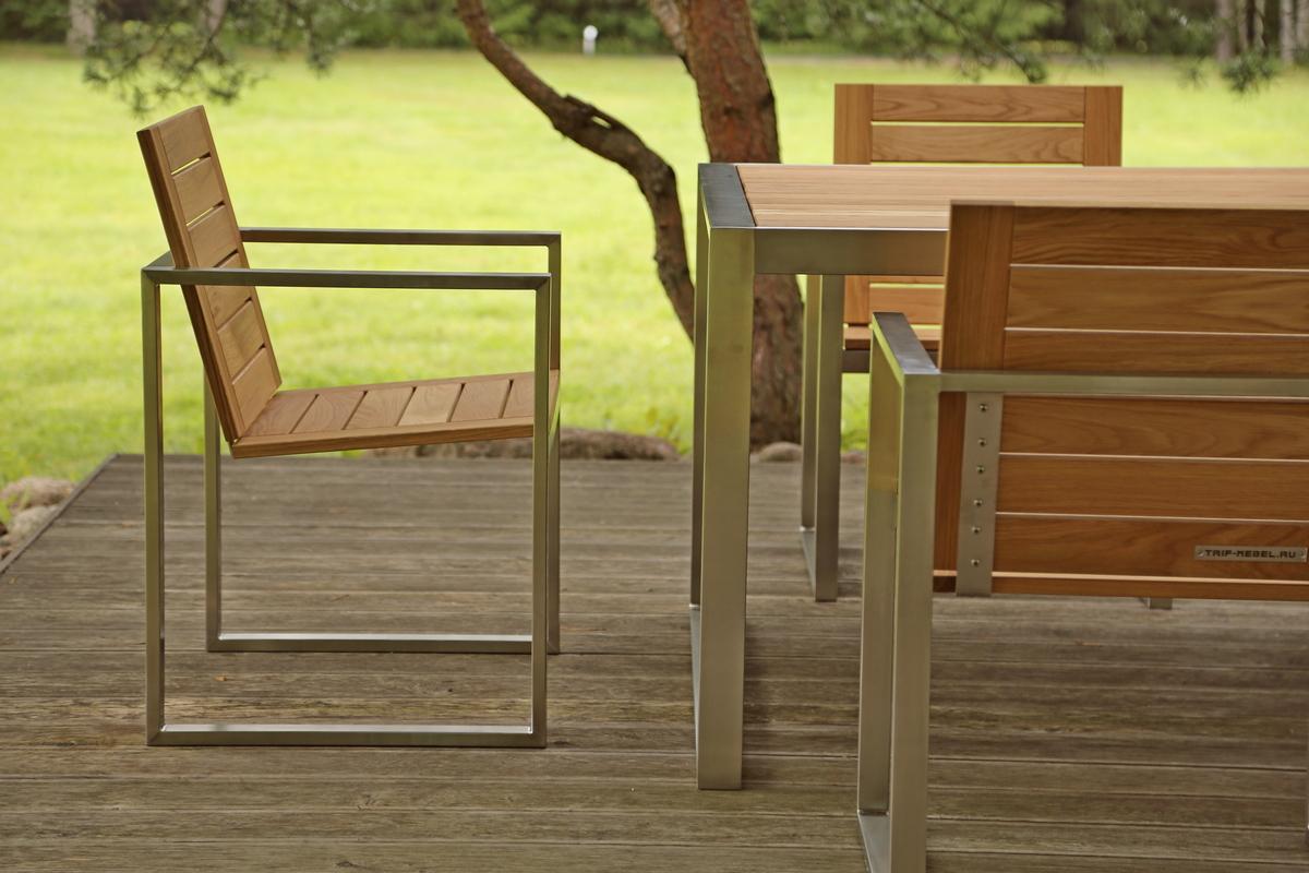 Мебель для беседок и открытых веранд