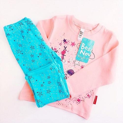 Пижама Bossa Nova для девочек Without Gravity купить в интернет-магазине Мама Любит!