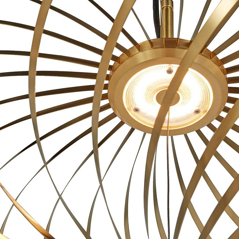 Светильник Spring от Tom Dixon