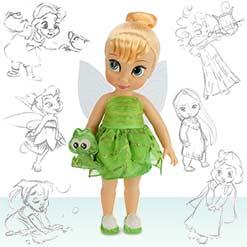 кукла малышка фея Динь-Динь