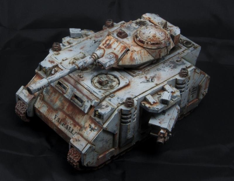 модель танка акриловые краски