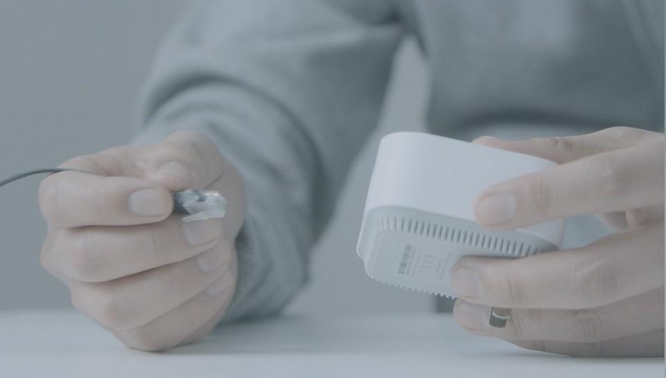 Xiaomi Wi-Fi Power Line lan