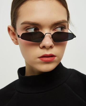 треугольные очки