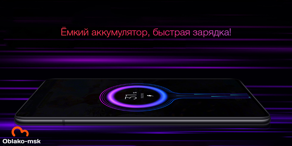 Смартфон Xiaomi Mi9T Pro 6/128Gb Black EU (Global Version)