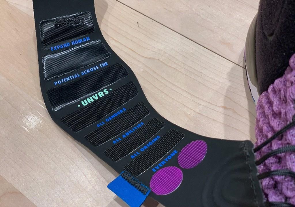 Технология  Nike Air Zoom UNVRS