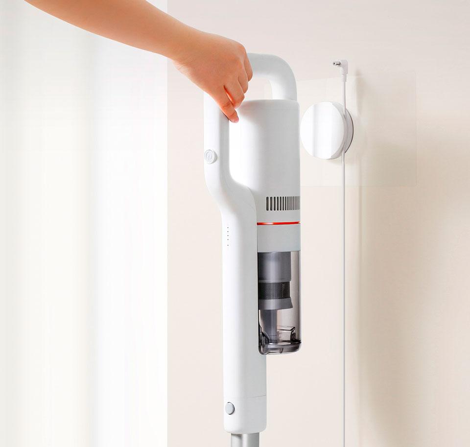 Roidmi F8 Handheld Wireless Vacuum Cleaner Магнитное настенное крепление