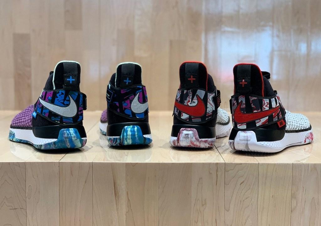 Расцветки Nike Air Zoom UNVRS