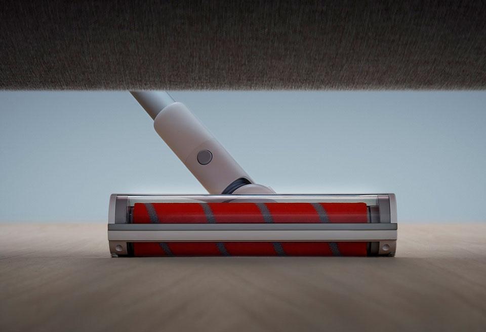 Roidmi F8 Handheld Wireless Vacuum Cleaner LED подсветка