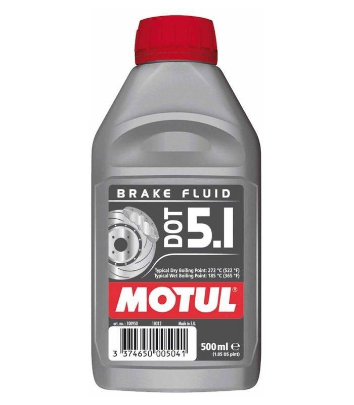 Motul DOT 5.1 жидкость для тормозов