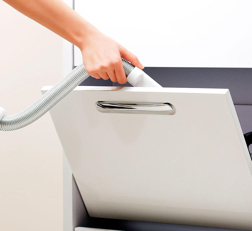 Roidmi F8 Handheld Wireless Vacuum Cleaner чистка ноутбука