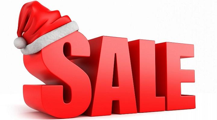 Новогодние акции и распродажи