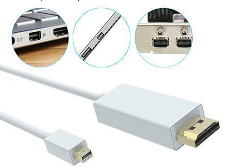 mini DisplayPort-HDMI кабель