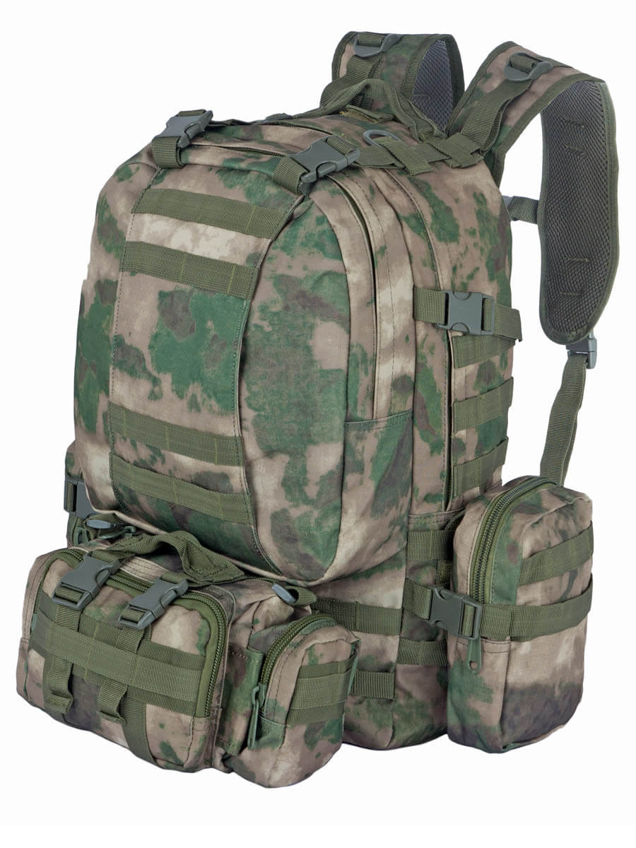 камуфляжный рюкзак