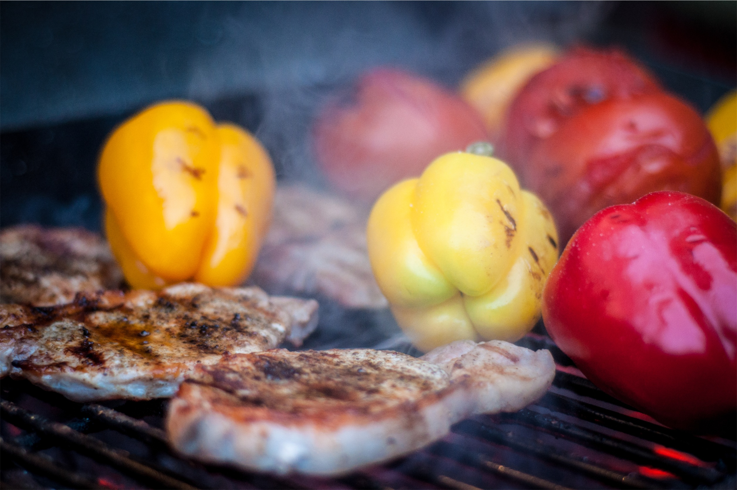 Полезные советы по готовке на гриле от шеф-повара