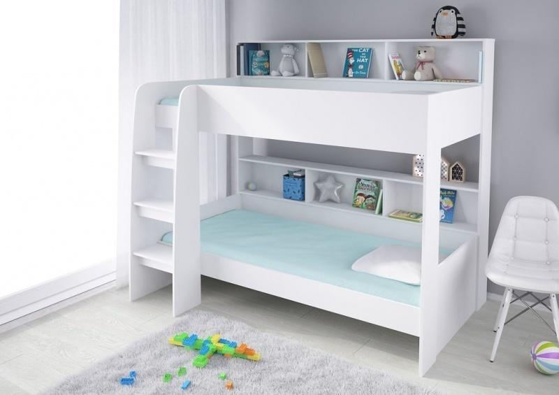 2-ярусные кровати и кровати-чердаки