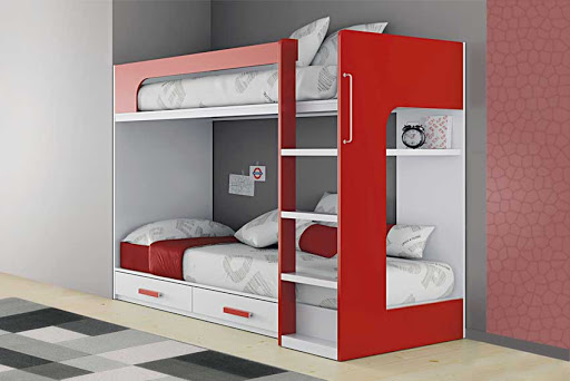 купить 2-ярусные кровати и кровати-чердаки