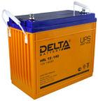 Герметичный свинцово-кислотный аккумулятор Delta HRL 12-140