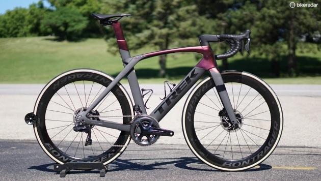 велосипед от Trek