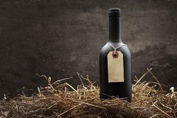Соломенное вино