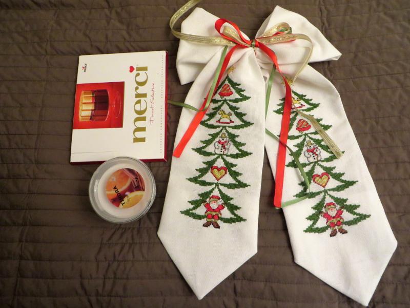 Вышивка в подарок. А стоит ли?