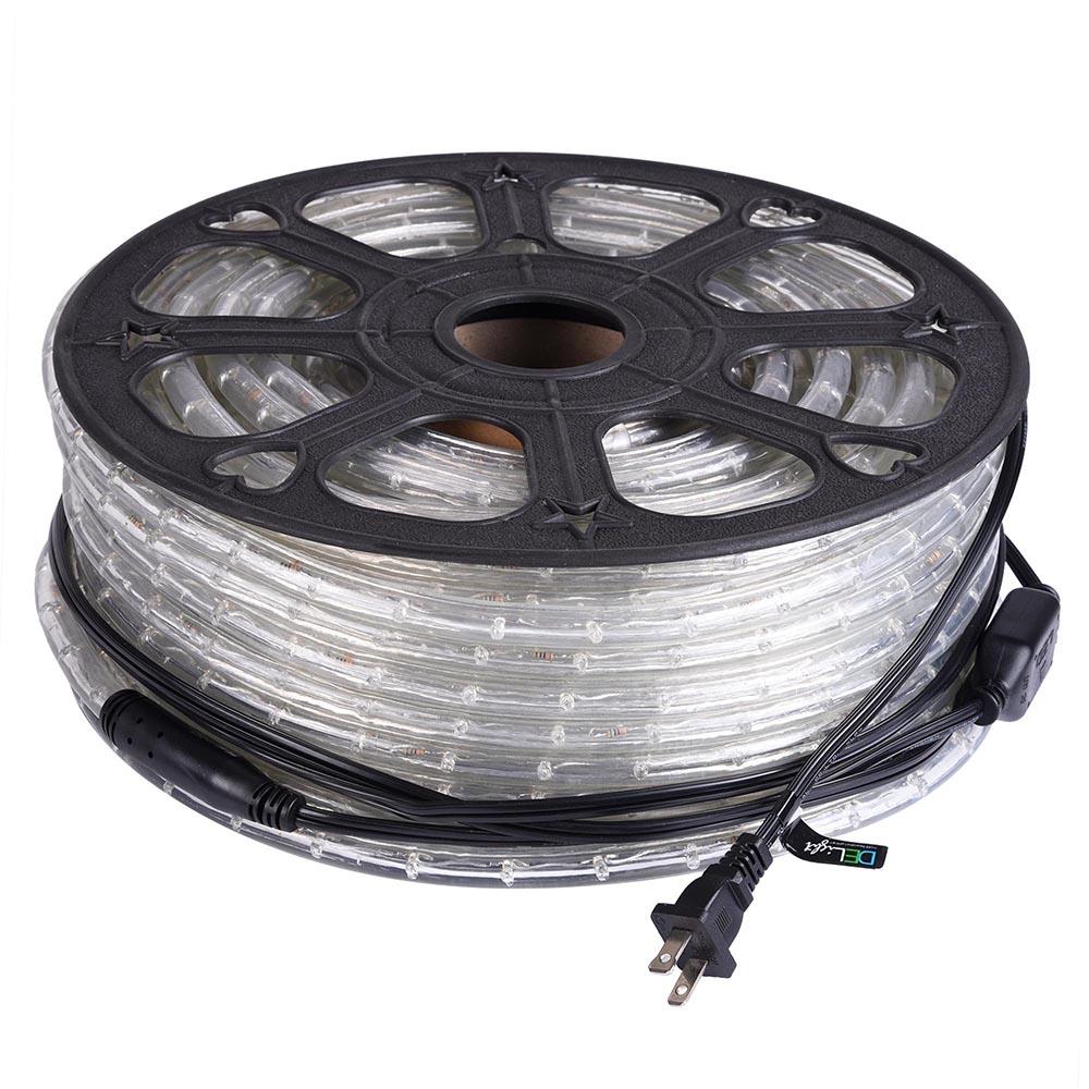 50 Метров шланга дюралайт светодиодного отрезка бухта гирлянды