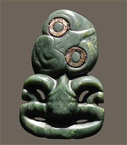 Предок из нефрита. Племя Майори