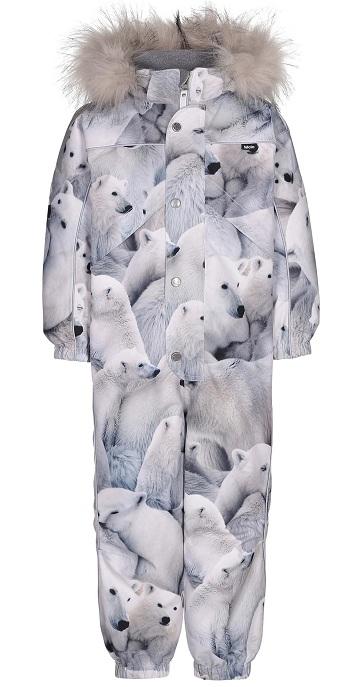 Комбинезон Molo Polaris Polar Bear (Зима 2018-2019)