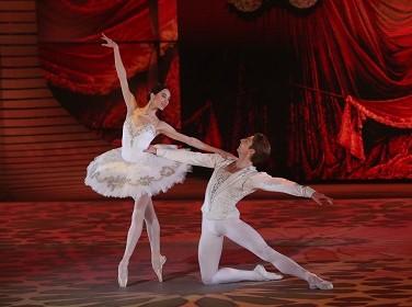 Подошвенный фасцит у балерин