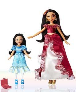 Набор кукол Елена и Принцесса Изабель, Модный приговор