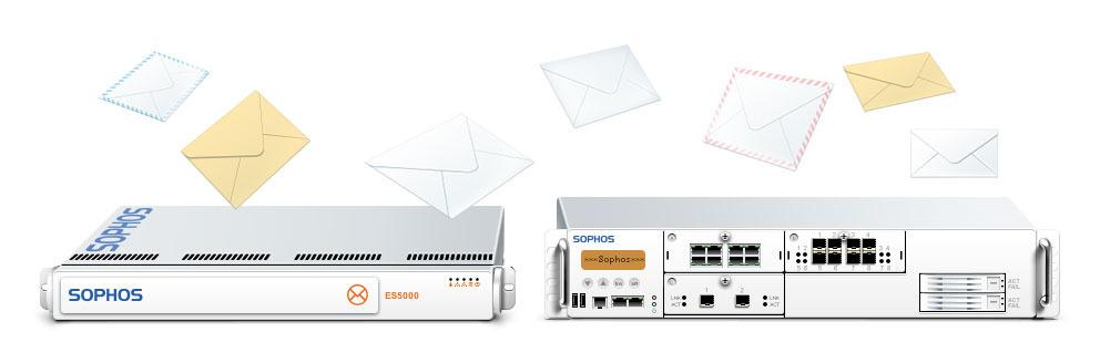 Sophos Secure Email Gateway