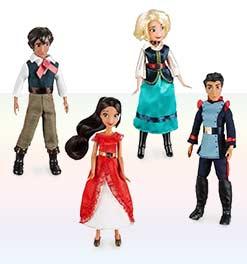 Набор из серии кукол Елена - Принцесса Авалора