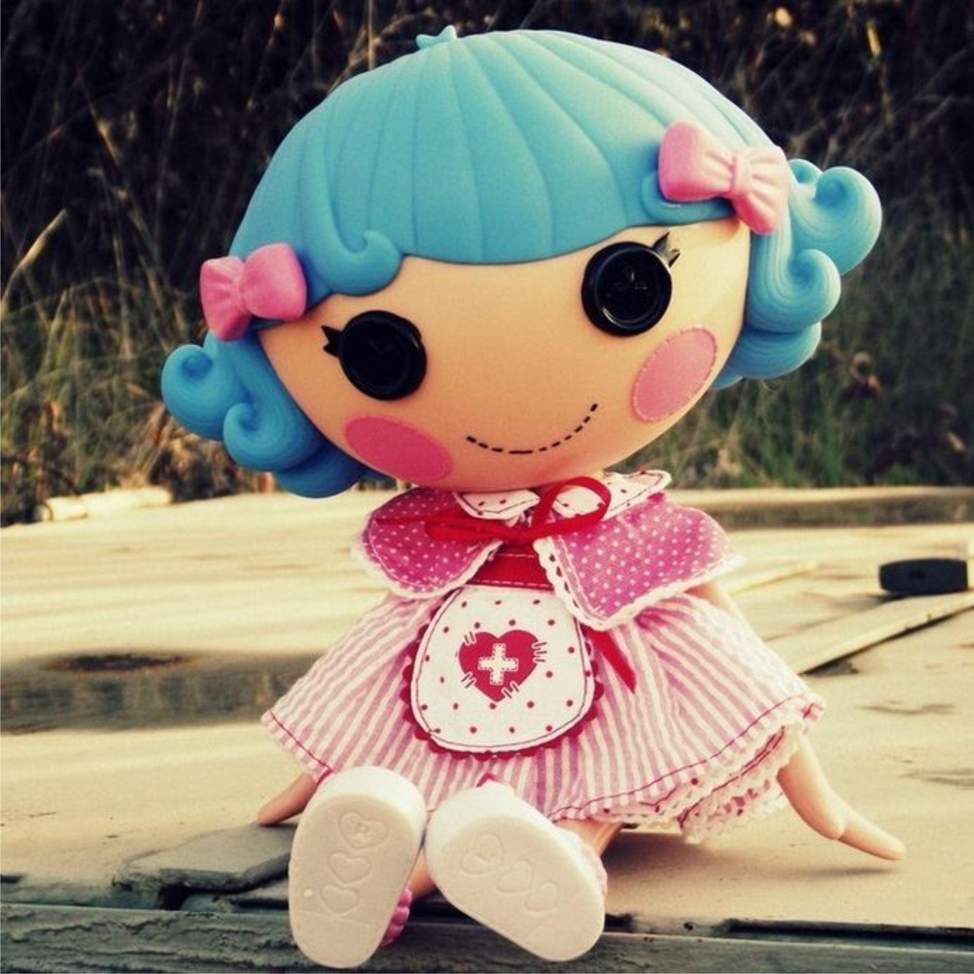 Кукла Лалалупси - Доброе Сердечко