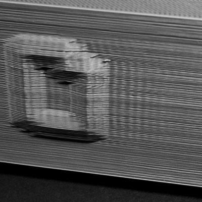 Волны линии и полосы на 3д распечатке, стенки не ровные и не гладкие