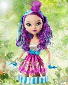 Кукла Меделин Хеттер - Страна Чудес, 43 см