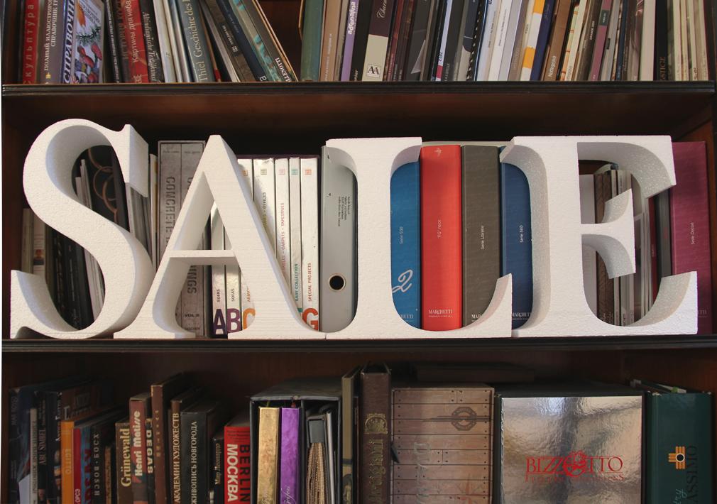 Буквы из пенопласта купить