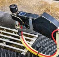 Рука для подсоединения доильного робота