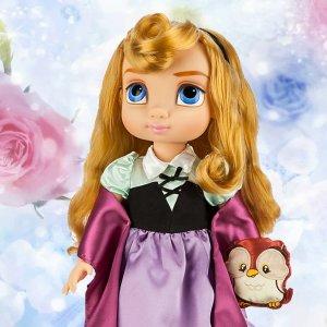 Кукла Аврора с питомцем, Дисней Аниматорз