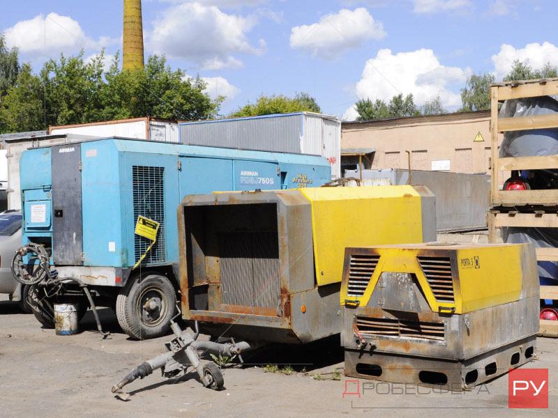 Капитальный ремонт компрессоров в Москве
