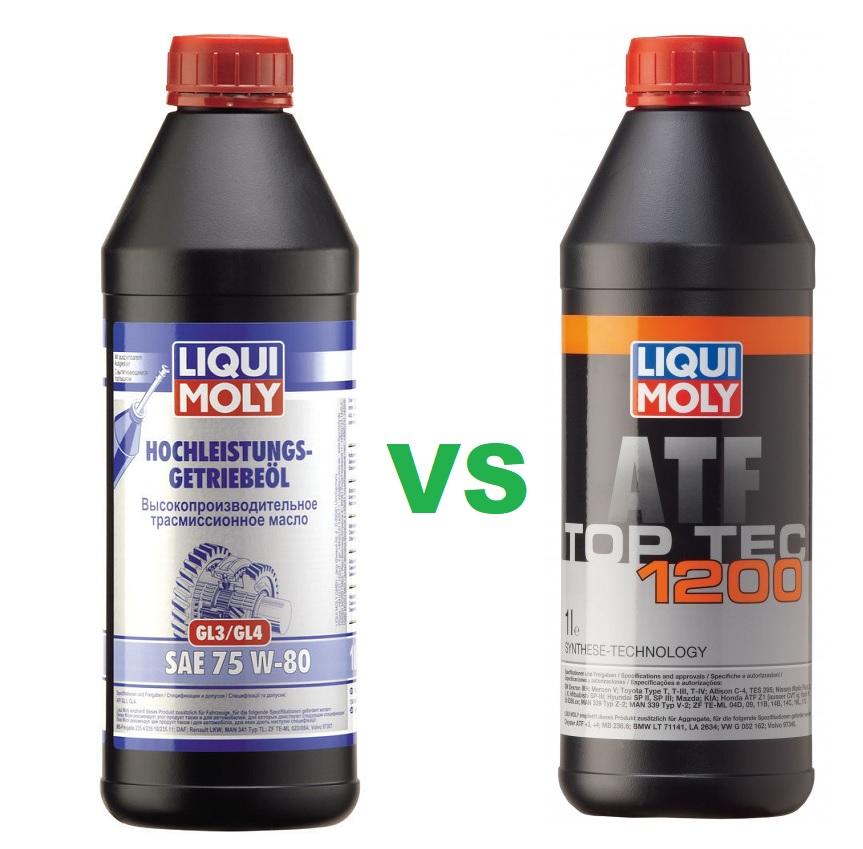 Разница между АКПП маслом и Механикой