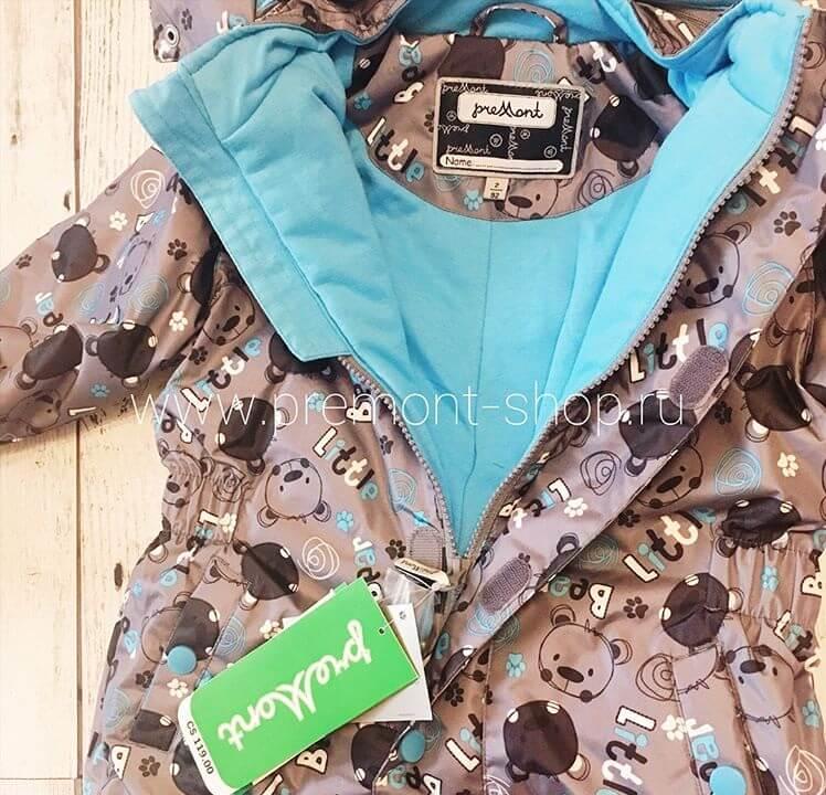 Комбинезон Premont Малыш Барибал S18301 купить в интернет-магазине Premont-shop