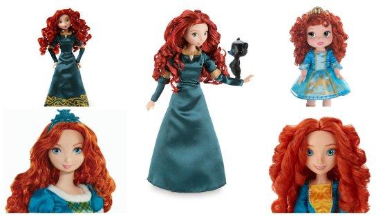 кукла Мерида в Магии кукол