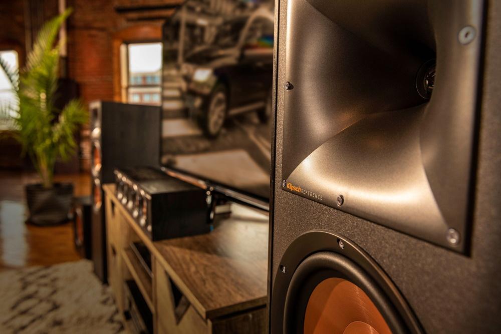 Напольная акустика Klipsch R-820F