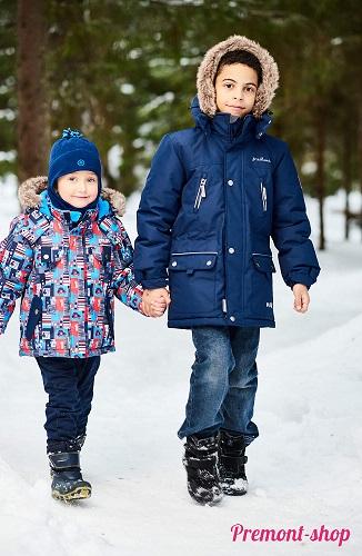 Зимняя куртка Premont Детройт, Зимняя парка Premont Ледники Робсо