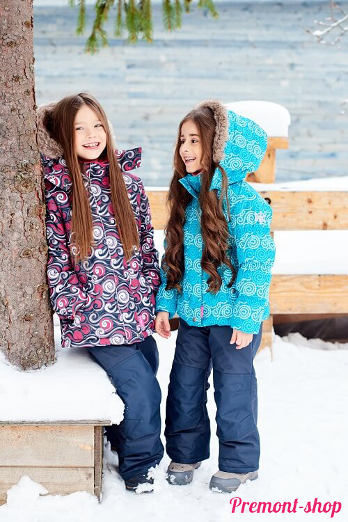 Комплект Premont Канадские ветра, Зимняя куртка Premont Королева Бофорта