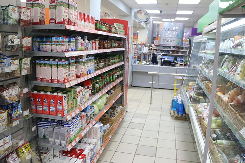 Супермаркет фасоль константиново