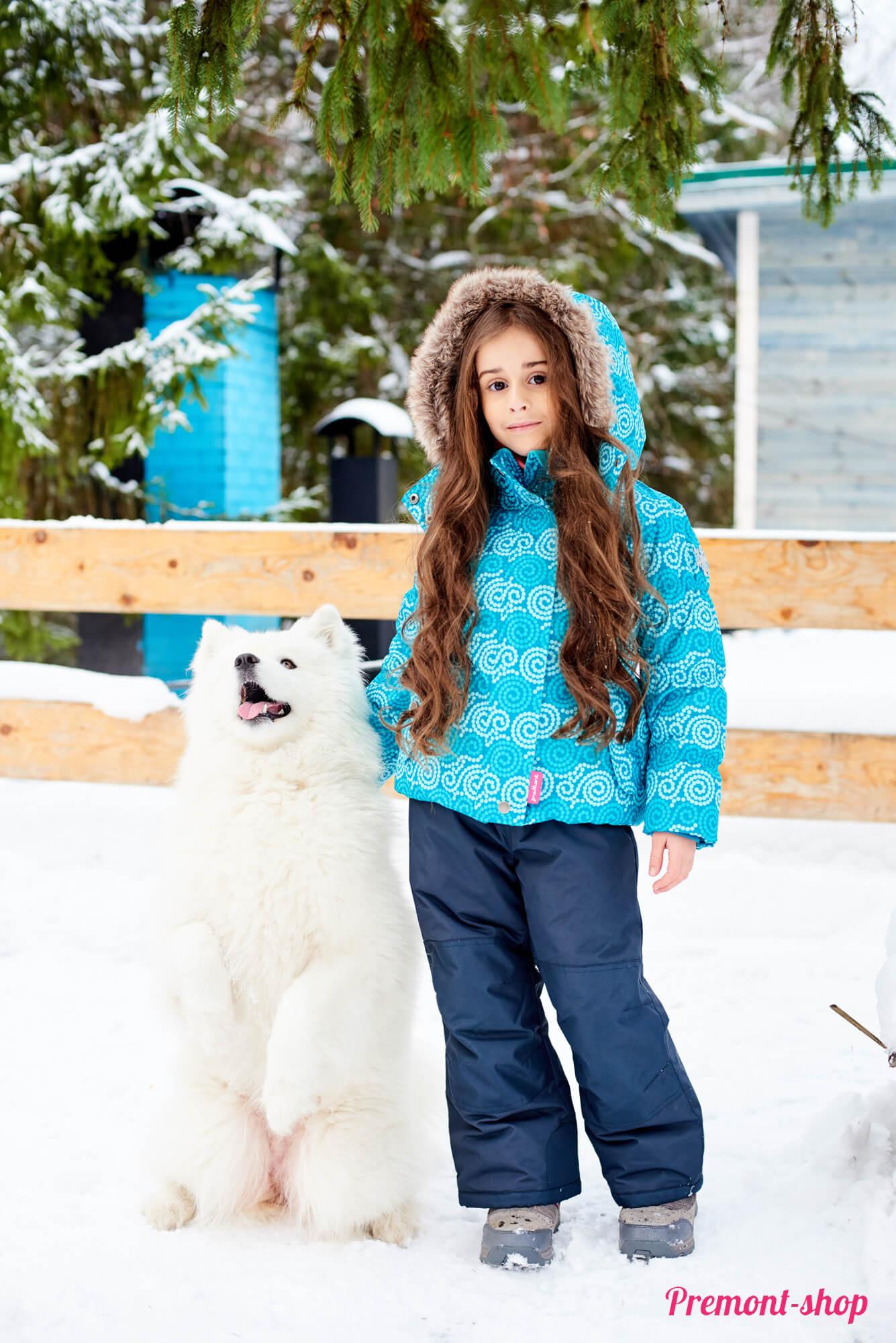 Куртка Premont Королева Бофорта для девочек.jpg
