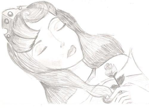 Конкурс рисунков Магия кукол Спящая красавица