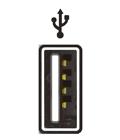 Pure digital USB