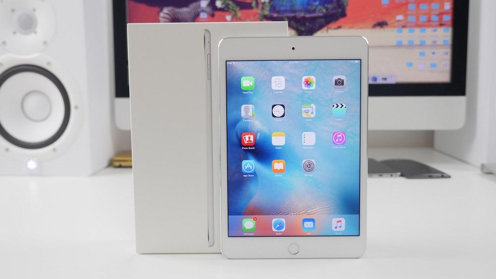 Полный обзор планшета Apple iPad iPad mini 4 в Москве