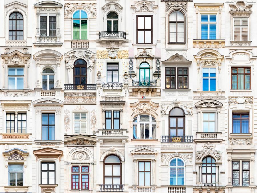 наличники на окна Вена